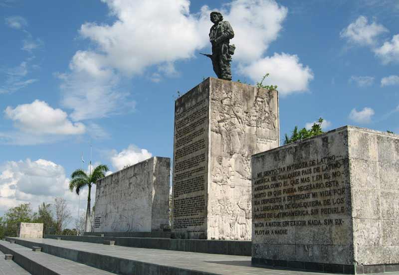Monumento al Che Guevara en Santa Clara