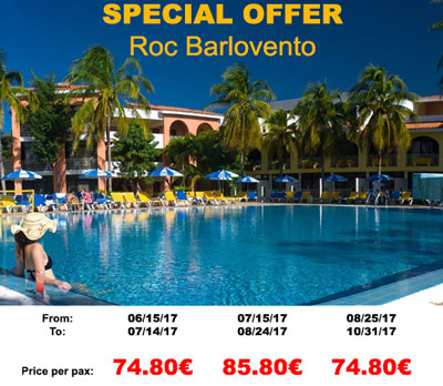 Barlovento offer